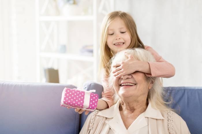 tipos regalos abuelas